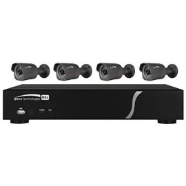 8 Channel 2 Tb Nvr With 4 Bullet Camera