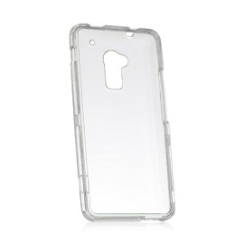 Htc One Max/T6 Crystal Case Clear