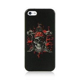 Apple Iphone 5 / 5S / Se Crystal Case Fearless-Caip5Frless