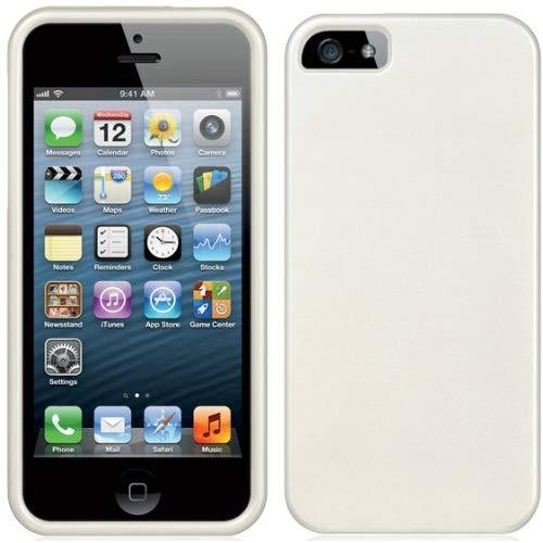 Apple Iphone 5 / 5S / Se Crystal Case White-Caip5Wt