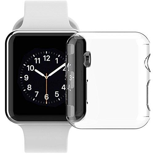 For Iwatch Series 3 42Mm Crystal Case - Clear