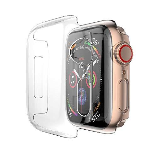 For Iwatch Series 4 40Mm Crystal Case - Clear