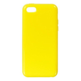 Iphone5C Crystal Skin Case Yellow-Csip5Cyl