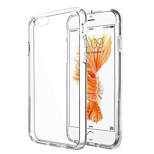 Apple Iphone 6/6S Plus High Quality Crystal Skin Case Clear-Csip6Sl-Hq-Cl