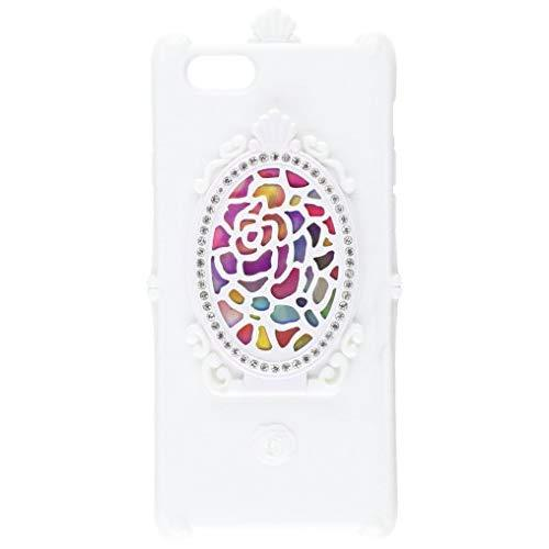 For Iphone 6 / 6S Majestic Mirror Tpu Back Cover Case - Whit
