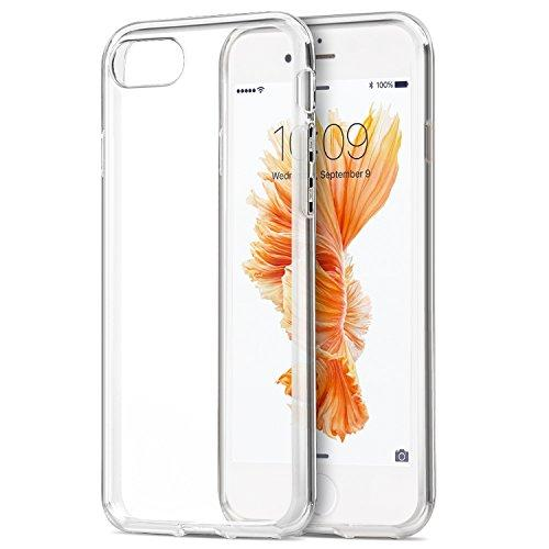 Apple Iphone 7 High Quality Crystal Skin Case Clear-Csip7-Hq-Cl