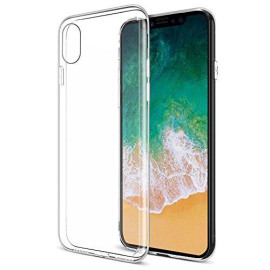 For Iphone Xs / X High Quality Crystal Skin Case Clear