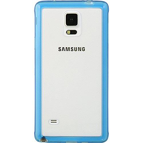 Samsung Galaxy Note4 Fusion Candy Case Blue-Ftcsamnote4Blcl-Au