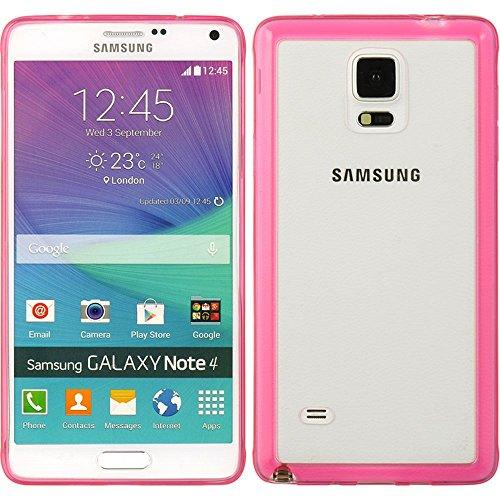 Samsung Galaxy Note4 Fusion Candy Case Hot Pink-Ftcsamnote4Hpcl-Au