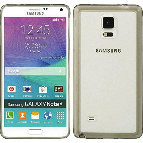 Samsung Galaxy Note4 Fusion Candy Case Smoke-Ftcsamnote4Smcl-Au