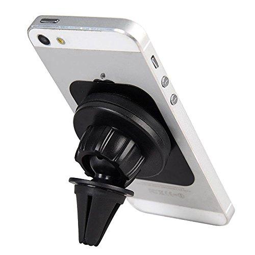 Universal Air Vent Magnetic Car Mount Holder For Mobile Phoneand Mini Tablet
