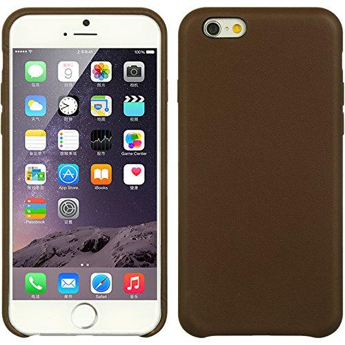 For Iphone 6 / 6S (4.7) Elite Series Sheepskin - Brown Platinum Collection