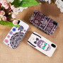 The Art Pop Series 3D Embossed Printing Hybrid Case For       Iphone Xs Max - Design 035