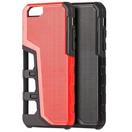 For Iphone 6 / 6S Hyper Sport Dual Hybrid Case With Black Tp #Name?