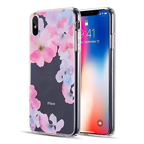 The Water Color Imd Tpu Case For Iphone Xs Max - Be Enchanted