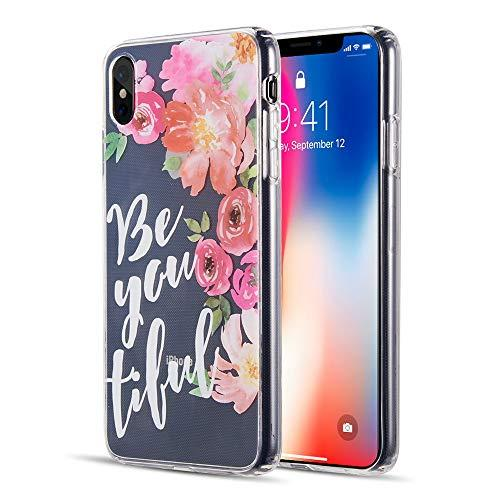 The Water Color Imd Tpu Case For Iphone Xs Max - Be-You-Tiful