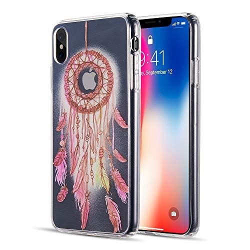 The Water Color Imd Tpu Case For Iphone Xs Max - Dream Catche