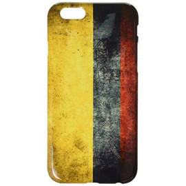 Apple Iphone 6 / 6S Patriotic Vintage Flag Series Imd Tpu    Case - Colombia-Tiip6S-Ptf-Col
