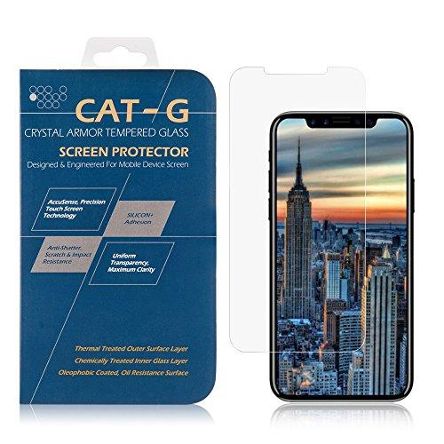 For Iphone Xs / X Tempered Glass Screen Protector 0.33Mm Arcing