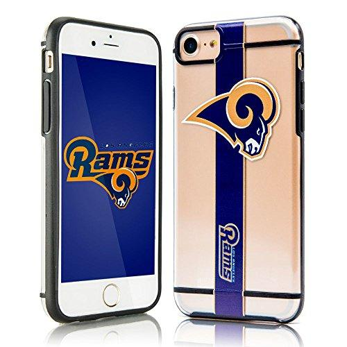 Los Angeles Rams Hydroclear Smu 3D Print For Iphone 8 / 7 / 6S / 6 Cover