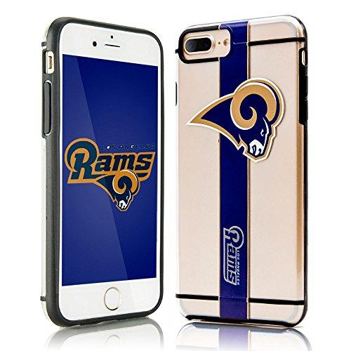 Los Angeles Rams Hydroclear Smu 3D Print For Iphone 8 / 7 / 6S / 6 Plus Cover