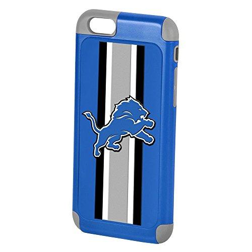 Detroit Lions Dual Hybrid 2-Piece For Iphone 6 Tpu Cover