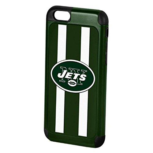 New York Jets Dual Hybrid 2-Piece Iphone 6 Cover - Tpu
