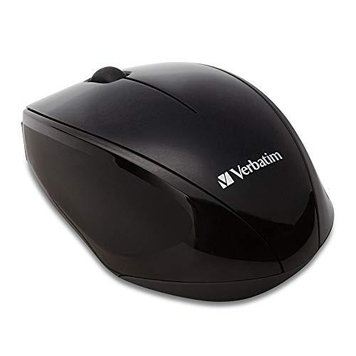Wrls Multitrac Mouse Blk