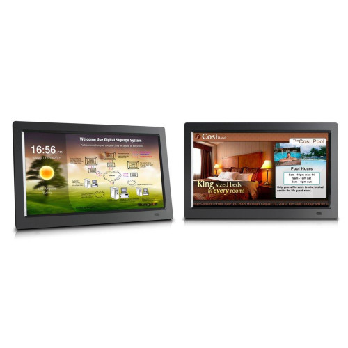 Sungale All-In-One 14 Digital Signage With Cloud Support And  Lcd Screen Cpf1503