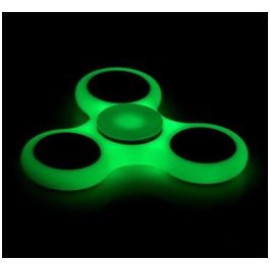 Flowing Sand Tri-Vane Fidget Spinner, Flashing During Spin, Durable Bearing, 1 Min Spin, Help To Improves Attention, Behavior Regulation, Emotional Control, Memory, Organizational Skills, Reduces Stress And Anxiety.