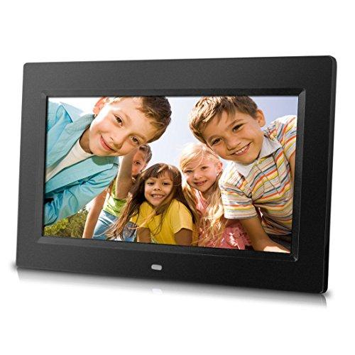Alpha Digital 7 Inch Cloud Frame, Latest Cloud Frame, Innovated App Design, Iphone & Android App