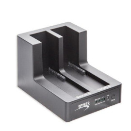 """Usb 3.0 Dual Slot Docking Station For 2.5""""/3.5"""" Sata6G Hdd, Clone Button, On/Off Power Switch With Led Indicator"""