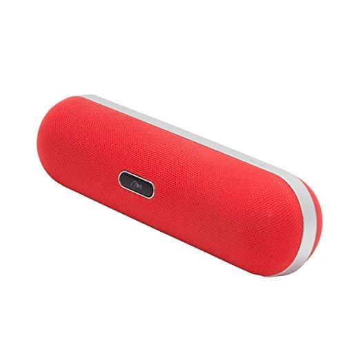 Bluetooth Speaker, V2.1?, Powered By Usb, On/Off Switch With Play / Stop / Handsfree Button, 3.5 Mm Jack Stereo Plug, Black Color
