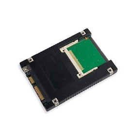 "Sata / Usb To Compact Flash Adapter, 44-Pin 2.5"" Sata Hdd"