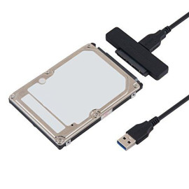 Usb 3.1 To Sata 6G Cable Adapter, Asm1351 Chipset, No Power Adapter