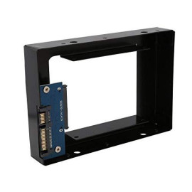 2.5 To 3.5 Internal Hdd And Ssd Mounting Kit Tray, Designed For Hot Swap Capable Drive Cages And Cases
