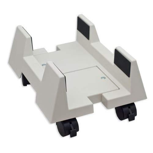 Cpu Stand For Atx Case, Plastic, Beige Color, Adjustable Width