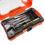 41 Pcs Essential Consumer Electronics Tool Kit For Mac / Iphone / Other Smartphone / Pc / Laptop / Media Player / Game Console
