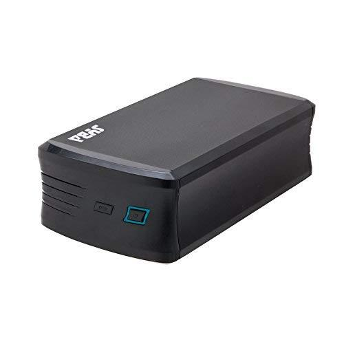 Usb 3.0 Dual Bay 3.5 Sata3 Hdd Enclosure, Support Jbod, Raid 0 / 1, Up To 4Tb, Black Color, Jmicron Jm561