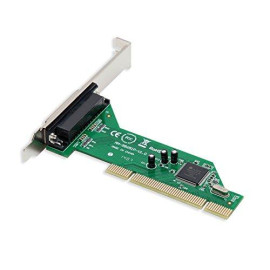 Pci 32-Bit, 1X Port Printer/Parallel Card, Netmos 9865 Chipset