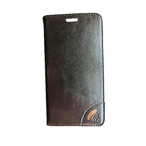 Vest Anti-Radiation Wallet case for Samsung Galaxy S8 - Black