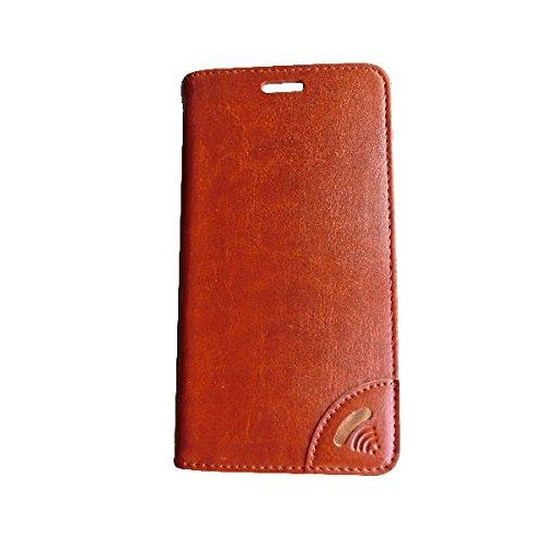 Vest Anti-Radiation Wallet case for Samsung Galaxy S8 - Brown