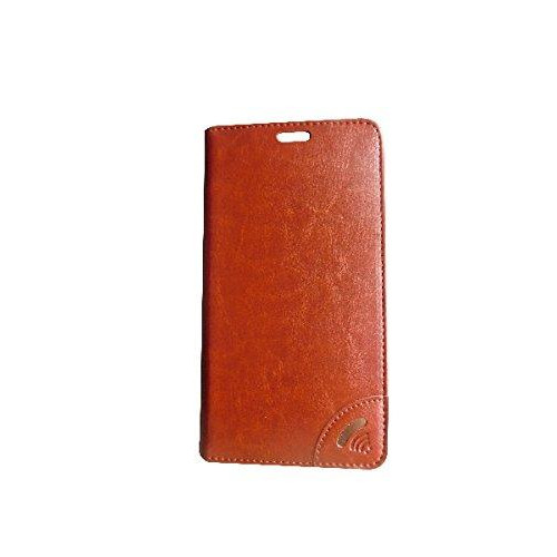 Vest Anti-Radiation Wallet case for Samsung Galaxy S8+ - Brown