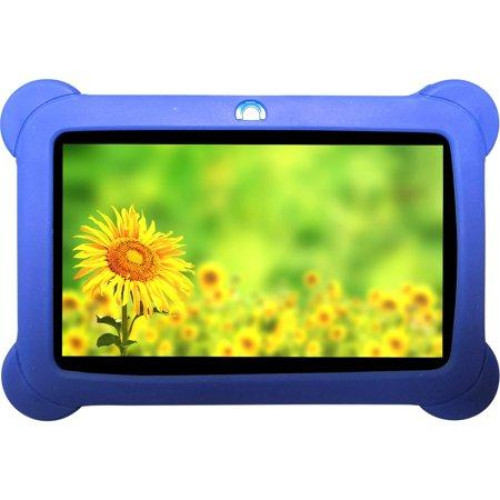 "Zeepad Kids TABZ7 Android 4.4 Quad Core Five Point Multi Touch Tablet PC, 7"", 4GB, Kids Edition, Blue"