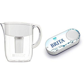 Everyday Pitcher Water Filtration System,  10 Cup Capacity