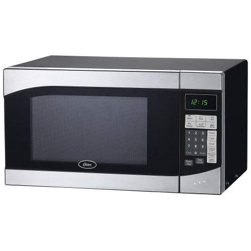 0.9 Cu.Ft. 900W  Digital Microwave Oven, Stainless Steel