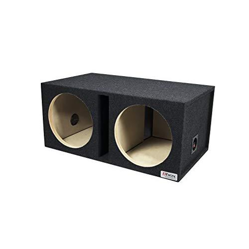 """Dual 12"""" B Box Series Vented Enclosure With Shared Chamber"""