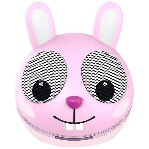 Portable Mini Character Rabbit Speakers For Ipod, Ipad, Mp3 Players, Laptops And Tablet