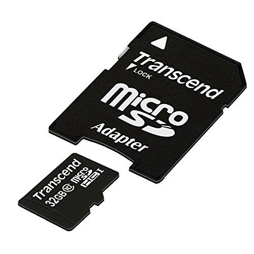Microsdhc (High Capacity) 32Gb Class10 Ultra Speed 133X With Sd Adapter - Full Hd Recording Capability