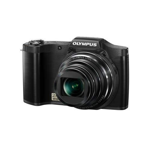 14 Megapixel Digital Camera With 24X Wide Optical Zoom 3.0-Inch Lcd (Black)